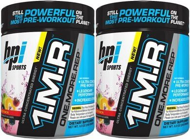 New BPI 1MR Pre Workout