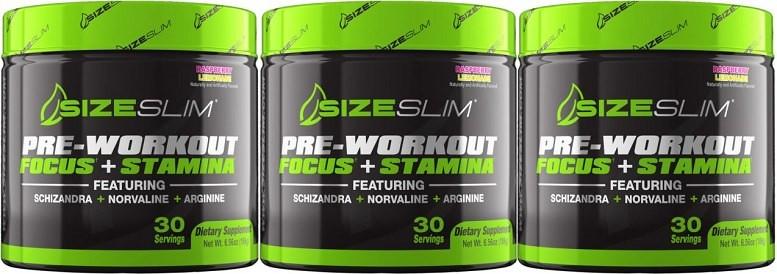 Size Slim Pre Workout