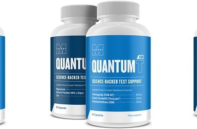 Quantum T Test Booster Review