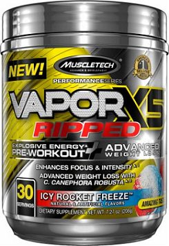 X5 Ripped Pre Workout