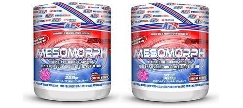 APS Mesomorph Pre Workout