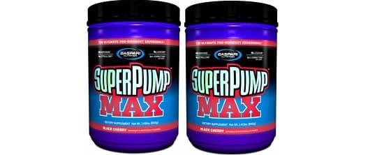 Gaspari pre workout supplement