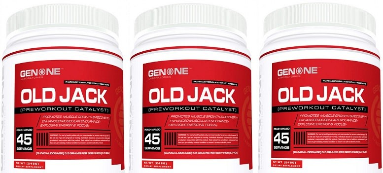 Dmaa Pre Workout >> Genone Labs Old Jack Review Original Jack3d Clone
