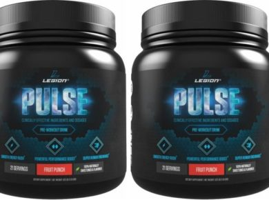 Pulse Pre Workout Review