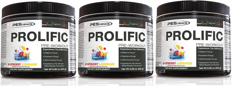 Prolific pre workout review