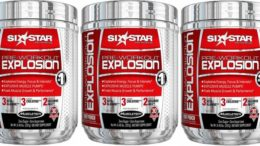 Pre Workout Explosion Review