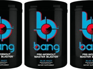 VPX Bang Pre Workout Review