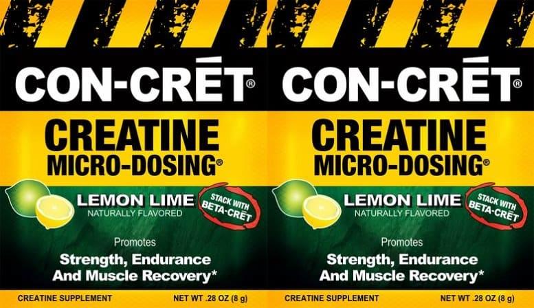 Promera Con-crete creatine hydrochloric acid
