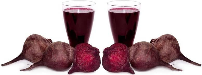 Beetroot benefits for athletes