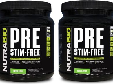 PRE Stim-Free NutraBio