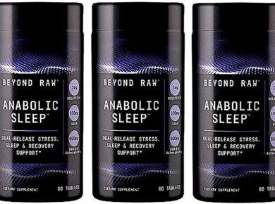 Anabolic Sleep Review