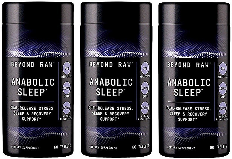 Anabolic Sleep Review