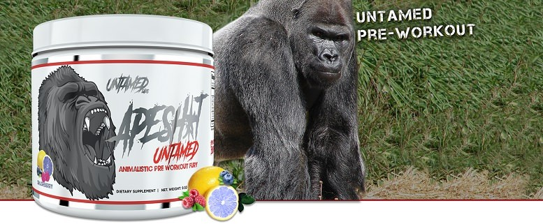 Untamed Labs Ape Shit Pre Workout Review – New Formula!