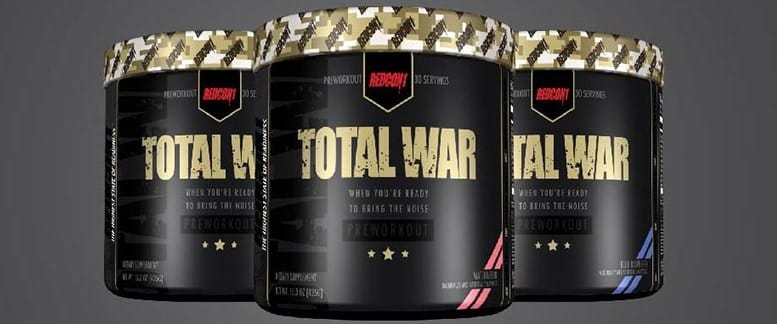 Total War Pre Workout