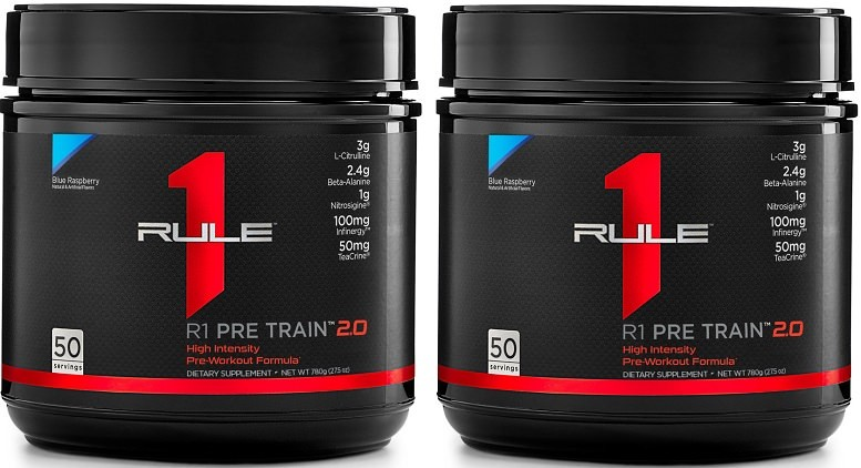 Rule 1 Pre Workout