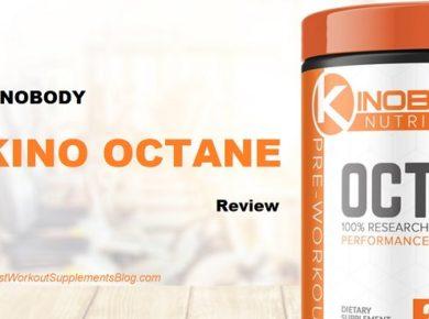 Kinobody Pre Workout Review