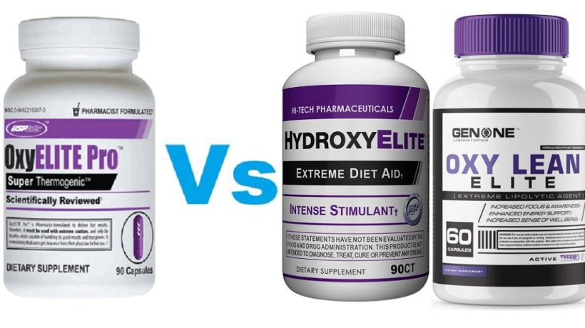 difference between oxyelite fat burners