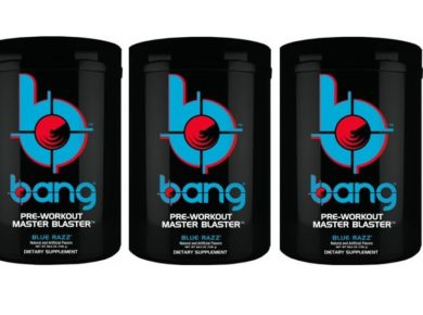 VPX Bang pre workout review