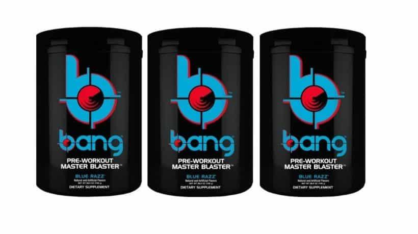 Vpx Bang Pre Workout Master Blaster Reviewed