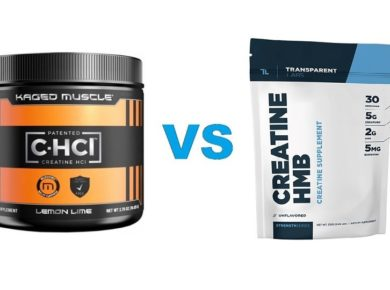 creatine hydrochloride vs creatine monohydrate