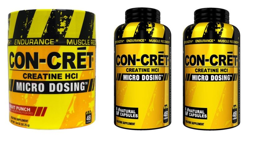 How good is Creatine HCL? Promera CON-CRET Creatine HCL Review
