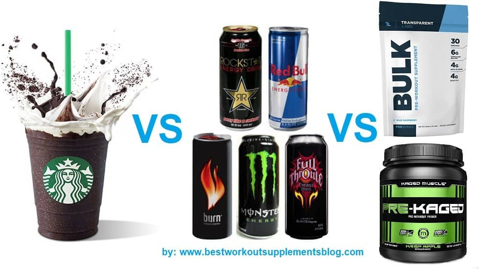 What To Take Before Exercise Coffee Energy Drink Or Pre
