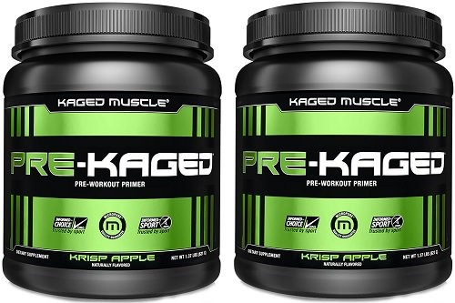 Kaged Nutrition Pre-Kaged