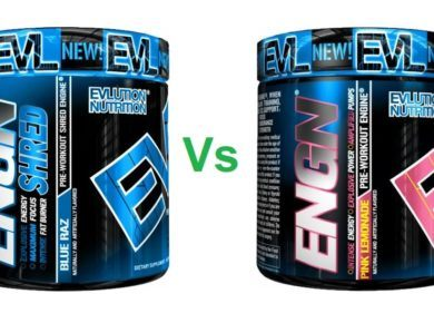 Evlution Nutrition Pre Workouts Reviewed