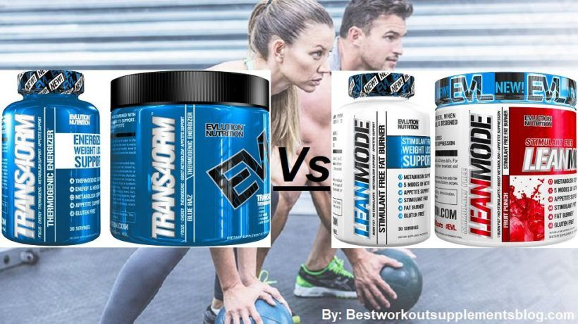 EVL Trans4orm Vs Lean Mode