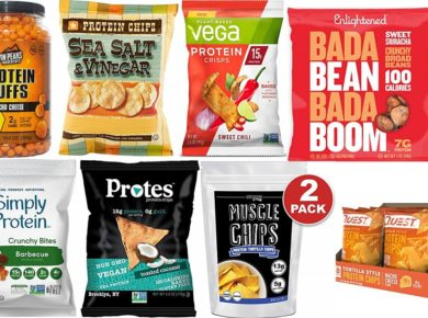 Top protein chips