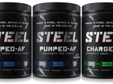 Review of Steel pre workouts