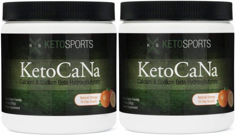 KetoCaNa Exogenous Ketones