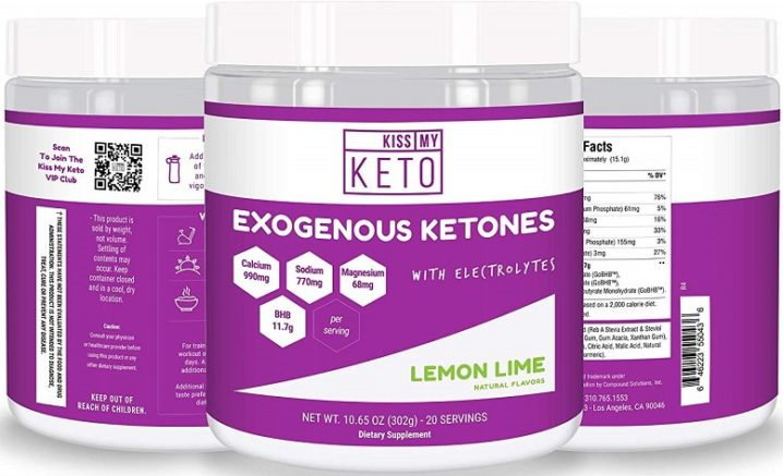 Kiss My Keto BHB Powder