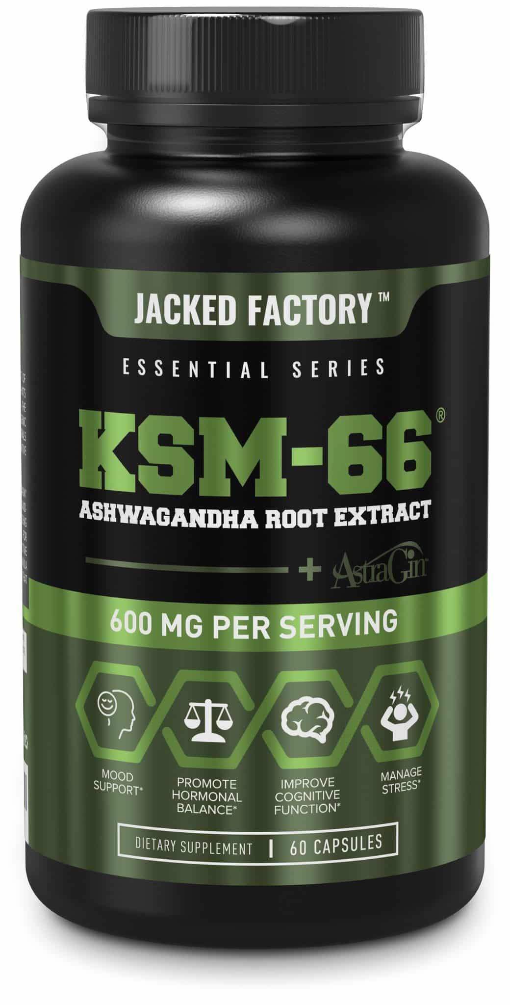 KSM-66 ashwagandha