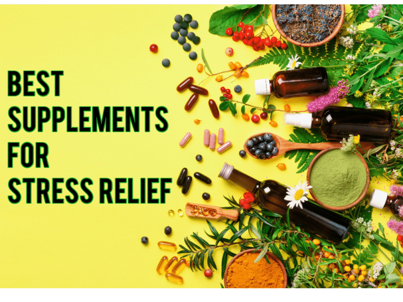 best supplements for stress relief